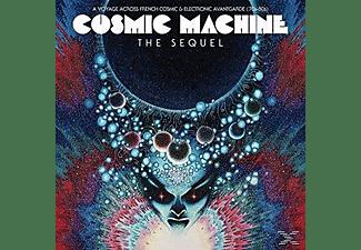 VARIOUS - Cosmic Machine The Sequel   - (LP + Bonus-CD)