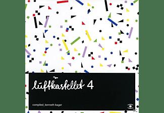 VARIOUS - LUFTKASTELLET 4  - (CD)