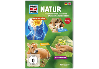 Was ist Was DVD - Box 5 - Natur 2 DVD
