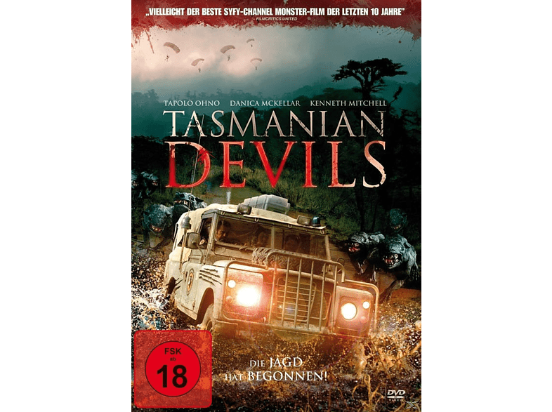 Tasmanian Devils - Die Jagd hat begonnen [DVD]