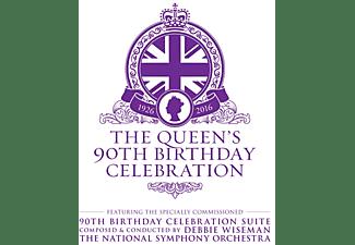 Debbie Wiseman - The Queen's 90th Birthday Celebration  - (CD)
