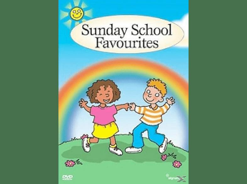 Sunday School Favourites [DVD]