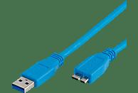 VIVANCO 45299 Micro-USB 3.0 Kabel