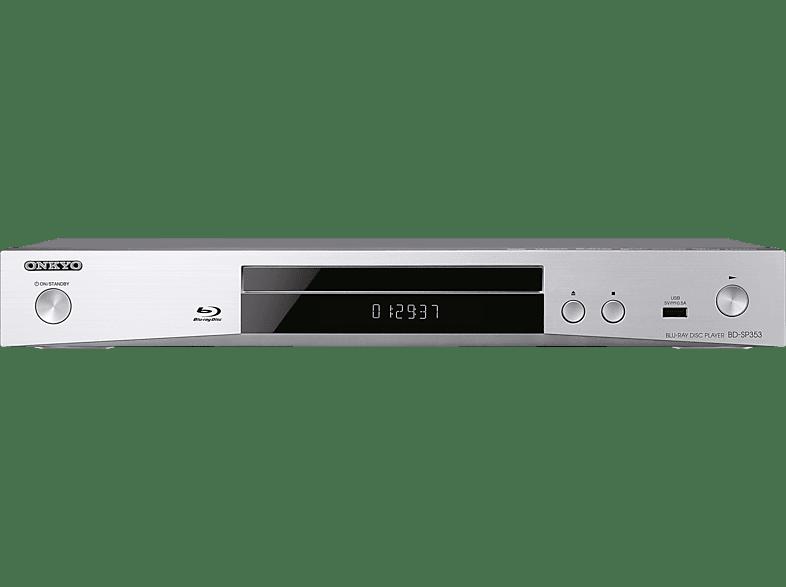 ONKYO BD-SP353 Blu-ray Player (Silber)