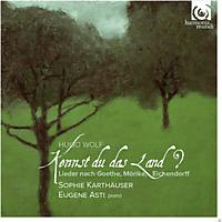 Sophie Karthaeuser, Eugene Asti - Kennst Du Das Land? [CD]