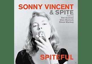 Sonny Vincent - Spiteful  - (CD)