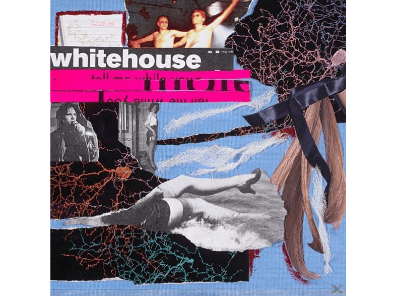 Whitehouse - The Sound Of Being Alive [CD]