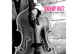 Swamp Ratz - Great White Shark Rock - (Vinyl)