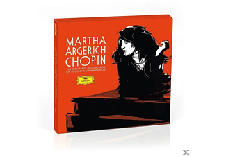 Martha Argerich - The Complete Recordings On DG  - (CD)