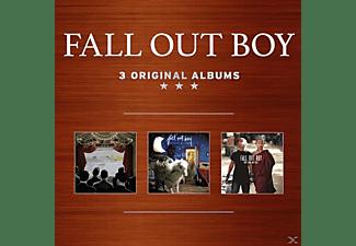 Fall Out Boy - 3 Original Albums  - (CD)