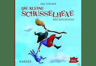 Friedhelm Ptok - Die kleine Schusselhexe  - (CD)