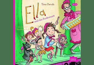 Friedhelm Ptok - Ella und das Festkonzert  - (CD)