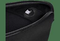 VIVANCO 37502 Notebooktasche, Sleeve, 11.6 Zoll, Schwarz