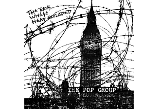 The Pop Group - The Boys Whose Head Exploded  - (Vinyl)