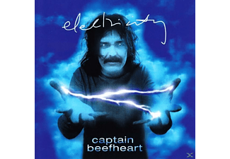 Captain Beefheart - Electricity  - (CD)