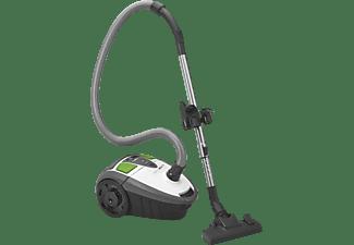 CLATRONIC BS 1301 Staubsauger, maximale Leistung: 700 Watt, Weiß/Schwarz)