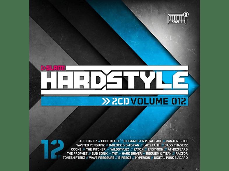 VARIOUS - SLAM! Hardstyle Vol.12 [CD]