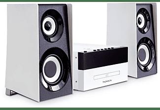 BIGBEN MIC 301 BT Micro-Anlage (Schwarz/Weiß)