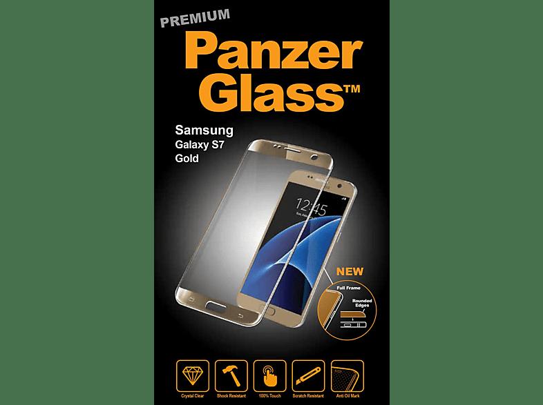 PANZERGLASS 120039 Schutzglas (Samsung Galaxy S7)