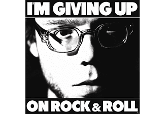 Christopher The Conquered - I'm Giving Up On Rock & Roll  - (CD)