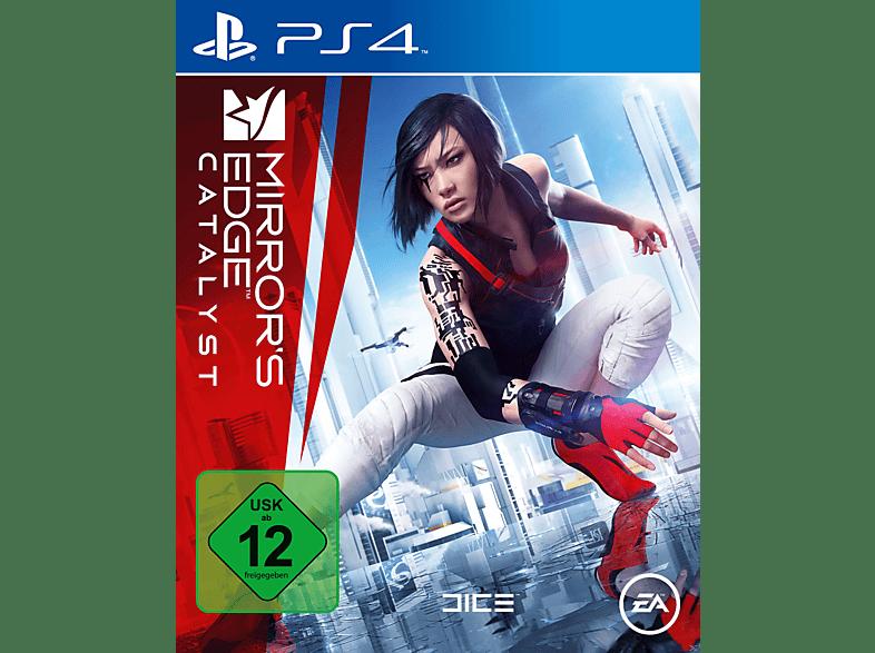 MIRRORS EDGE [PlayStation 4]