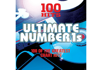 VARIOUS - Ultimate No.1s - 100 Of The Greatest Chart Hits  - (CD)