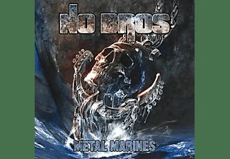 No Bros - Metal Marines (Ltd.Vinyl)  - (Vinyl)
