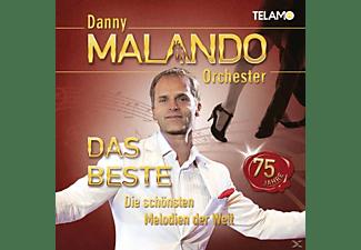 Danny Malando Orchester - Das Beste-Die Schönsten Melodien Der Welt  - (CD)