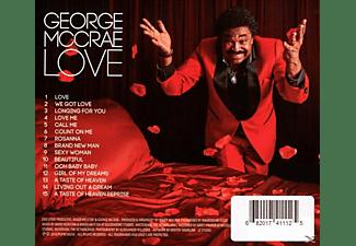 George McCrae - Love  - (CD)