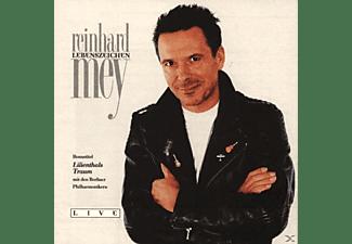 Reinhard Mey - Lebenszeichen-Live  - (CD)