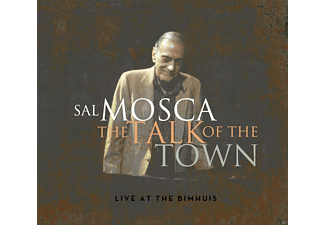 Sal Mosca - The Talk Of The Town - (CD)