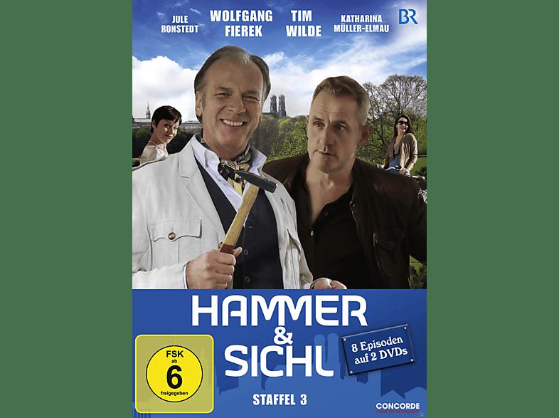 Hammer und Sichl - Staffel 3 [DVD]