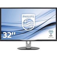 PHILIPS BDM3270QP/00 32 Zoll WQHD Monitor (5 ms Reaktionszeit, 60 Hz)