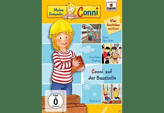 Meine Freundin Conni - 11 - Conni auf der Baustelle DVD