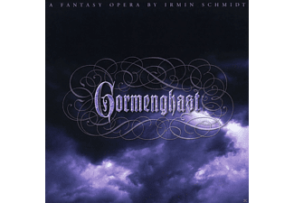 Irmin Schmidt - Gormenghast  - (CD)