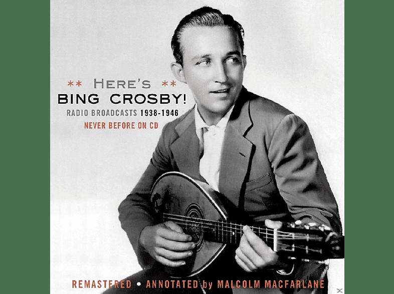 Bing Crosby - Here's Bing Crosby [CD]