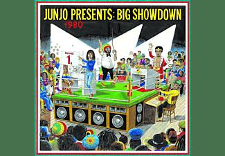 Henry 'junjo' Lawes - Junjo Presents: Big Showdown (2CD Digipak)  - (CD)