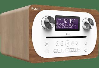PURE EVOKE C-D 4 Digitalradio, Digital Radio, DAB+, DAB, Holz