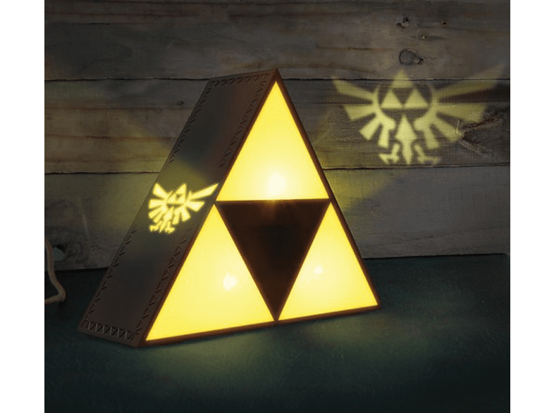 PALADONE PRODUCTS 459636 Zelda Tri-Force Licht Licht