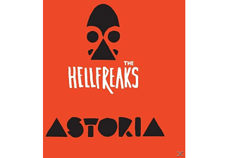 The Hellfreaks - Astoria - (CD)