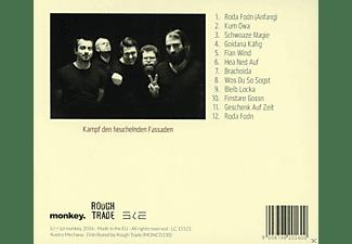 Freischwimma - Roda Fodn  - (CD)