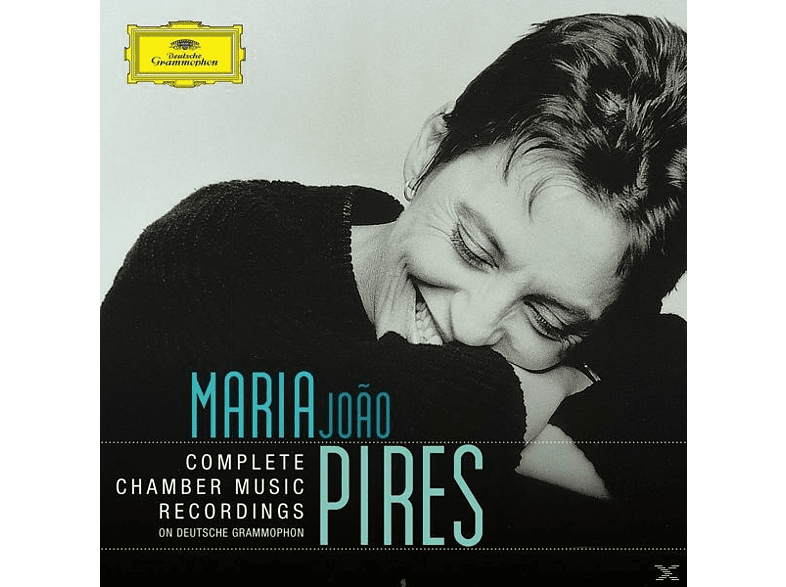 Maria Joao Pires - Complete Chamber Music Recordings On DG [CD]