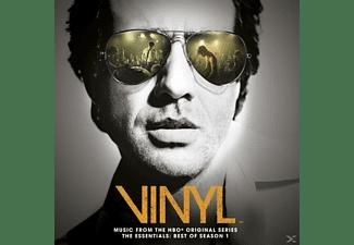 VARIOUS - Vinyl:The Essentials:Best Of Season1  - (CD)