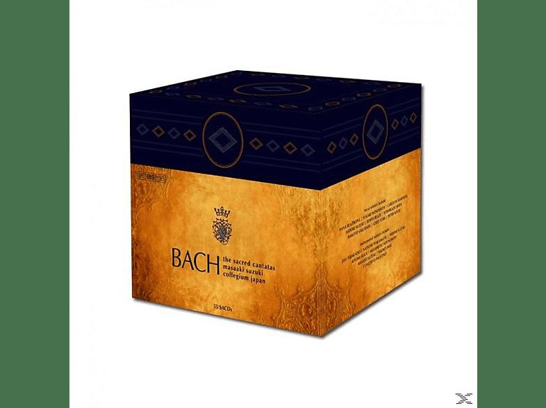 Bach Collegium Japan - Sämtliche Geistlichen Kantaten [SACD Hybrid]