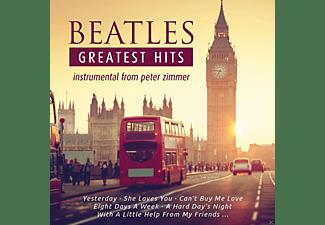 Peter Zimmer - spielt Melodien von THE BEATLES  - (CD)