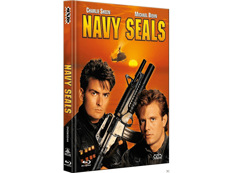 Navy Seals [Blu-ray + DVD]