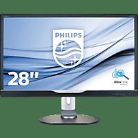 PHILIPS 288P6LJEB/00 28 Zoll UHD 4K Monitor (1 ms Reaktionszeit, 60 Hz)