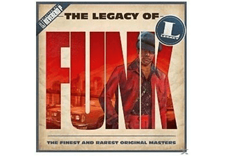 VARIOUS - The Legacy of Funk  - (CD)