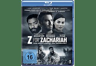 Z for Zachariah Blu-ray
