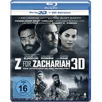 Z for Zachariah [3D Blu-ray (+2D)]